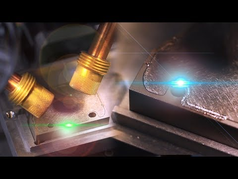 <h3>The Best Micro Laser Welding Systems | MotionFX Multi-Axis CNC Applications</h3><p>In this micro laser welding video we demonstrate how LaserStar's proprietary #MotionFX Multi-Axis CNC Programming Software enabled the coordinated integration of the #LaserStar source with the motion system to produce this montage of high precision industrial welding results. </p>