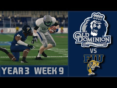 NCAA Football 14 Dynasty - Old Dominion: Episode 36