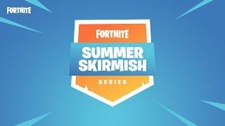 Fortnite Summer Skirmish Series | Week 2 (Day 1)