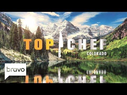 Top Chef: Season 15 Official First Look   Bravo видео