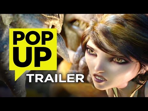 Strange Magic Pop-Up Trailer (2015) - George Lucas Animated Movie HD