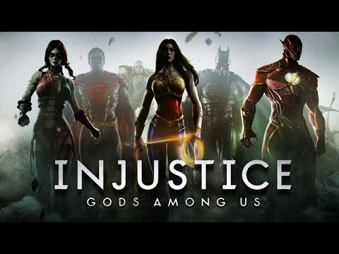 PC Longplay [649] Injustice Gods Among Us