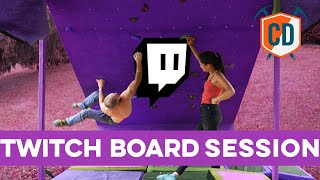 LIVE Climbing Wall SESSION | Climbing Daily Ep.1674 by EpicTV Climbing Daily