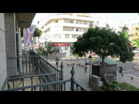 TESTISSÄ: Hotelli Reveron Plaza,<br /> Los Cristianos, Teneriffa