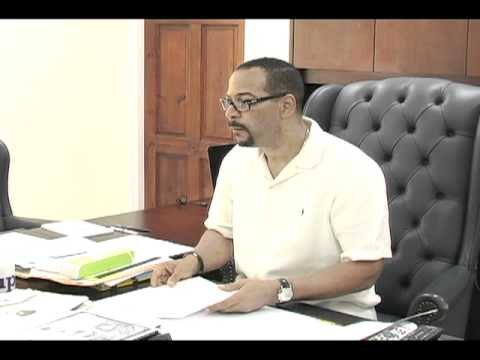 Saint Lucia government is reporting progress on a request for a US embassy