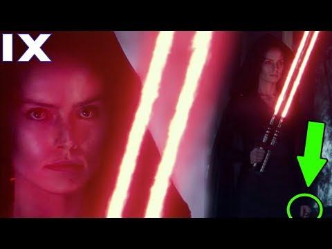 Rise of Skywalker Trailer FULL BREAKDOWN (hidden voice and face)