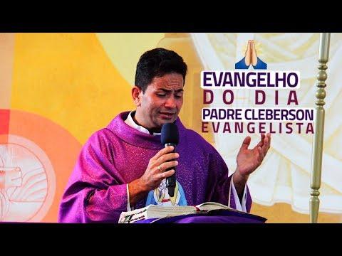 Evangelho do dia 07-06-2019 (Jo 21,15-19) - Padre Cleberson Evangelista