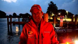 Day 1 Lake St. Clair report - AM