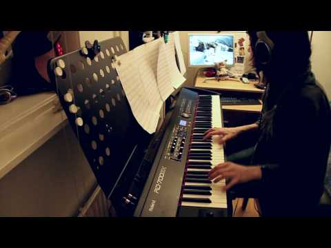 Nine Inch Nails - The Beginning Of The End - piano cover [HD] Video