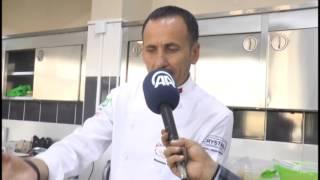 Pursaklar'da Osmanlı yemekleri yarışması