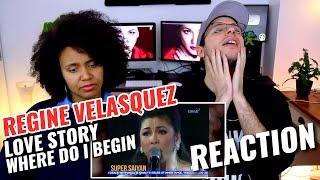 Video Regine Velasquez - Love Story Where Do I Begin | REACTION MP3, 3GP, MP4, WEBM, AVI, FLV Agustus 2018