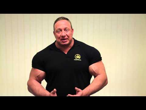 Markus Rühl über Natural-Bodybuilding