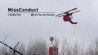 K2 MissConduct Skis 2014