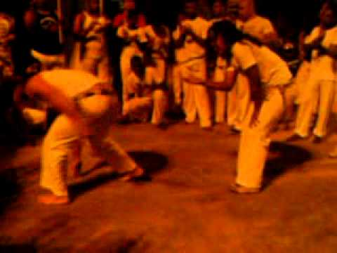 Roda de Capoeira em Muribeca Axé Liberade