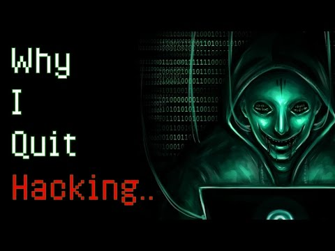 "Horrifying Deep Web Stories ""Why I Quit Hacking.."" (Graphic) A Scary Hacker Story"