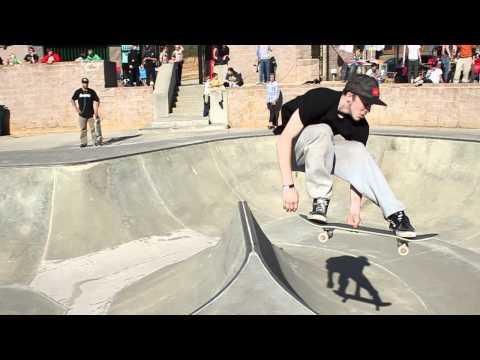 Petal Skatepark Brazen comp