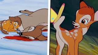 Video The Messed Up Origins of Bambi | Disney Explained - Jon Solo MP3, 3GP, MP4, WEBM, AVI, FLV Agustus 2018