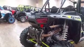 10. 2017 POLARIS RZR XP 4 1000 EPS