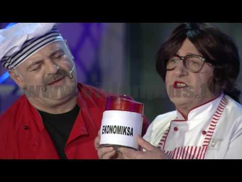 Al Pazar - 10 Dhjetor 2016 - Pjesa 4 - Show Humor - Vizion Plus