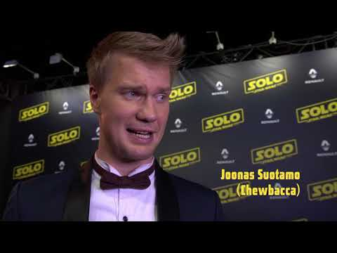 Solo: A Star Wars Story: Cannes European Premiere Highlights