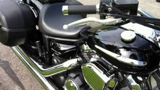 4. 2010 Yamaha V Star 950 Tourer For Sale!