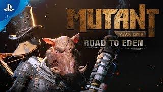 Mutant Year Zero: Road to Eden - Launch Trailer   PS4