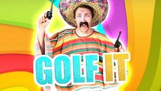 HWSQ #08 - EL TACOS! TORTILLAS! BURRITOS! • Let's Play Golf it