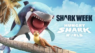 It's that time of the year again! Celebrate Shark Week with Discovery Channel! Their famous TV programs have inspired loads of new content, ranging from ...