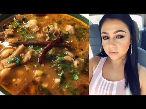 Vlog: How To Make The Best Authentic Menudo