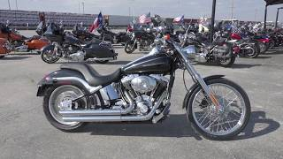 10. 083540 - 2004 Harley Davidson Softail Deuce   FXSTDI - Used motorcycles for sale