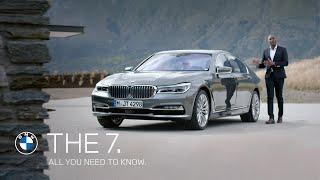 Nowe BMW serii 7, najbardziej luksusowy i zaawansowany samochód w historii BMW.