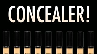 THE BEST NON CREASING CONCEALER - EVER! by Wayne Goss