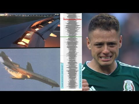 Saudi Arabia's Team Plane On FIRE! Mexico's Celebrations Cause Earthquake! | 2018 FIFA World Cup