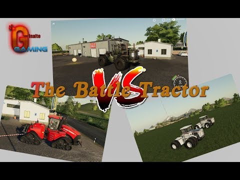 The Battle Tractor v1.0