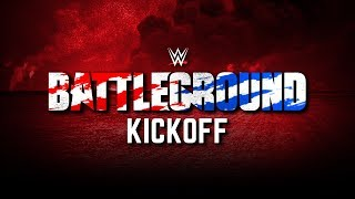 Nonton Wwe Battleground Kickoff  July 23  2017 Film Subtitle Indonesia Streaming Movie Download