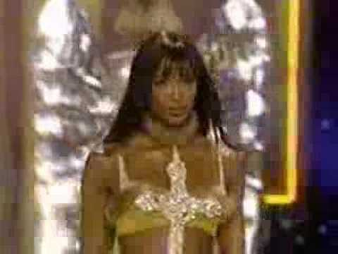 Victoria's Secret's Fashion Show 2002 part 1