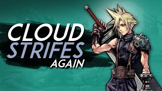 A really quick match with cloud.