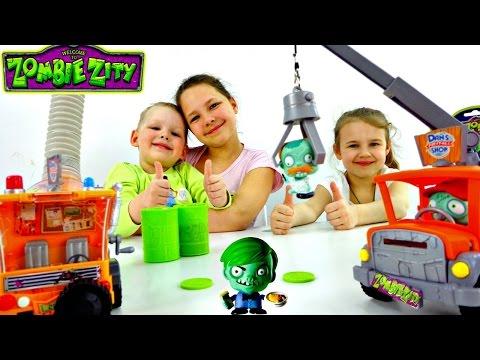Видео с игрушками. Веселые игры для детей. (видео)