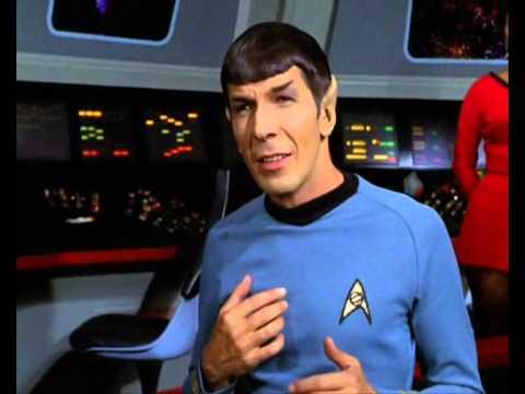 Star Trek serie classica - Le migliori scene di Spock nella terza stagione - Parte 1 di 2