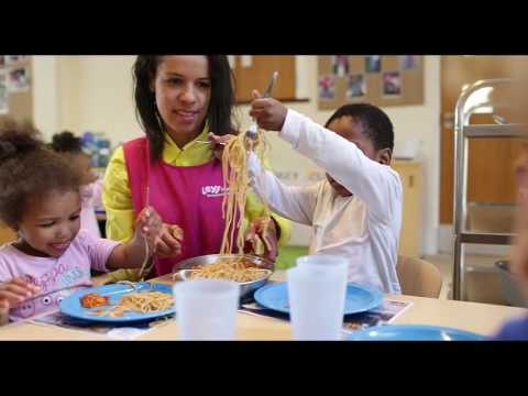 LEYF Nurseries -The Most Important Job in London -