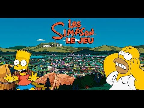 Les Simpson : Le Jeu Wii