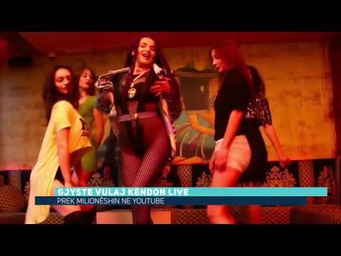 Gjyste Vulaj LIVE prek 1 milionëshin (Video)