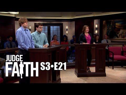 Judge Faith - Shady Sublet (Season 3: Full Episode #21)