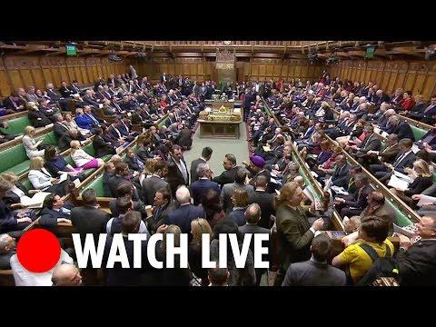 Parliament holds Brexit debate: LIVE