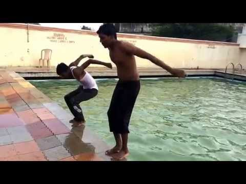 Indian Backflip Fails
