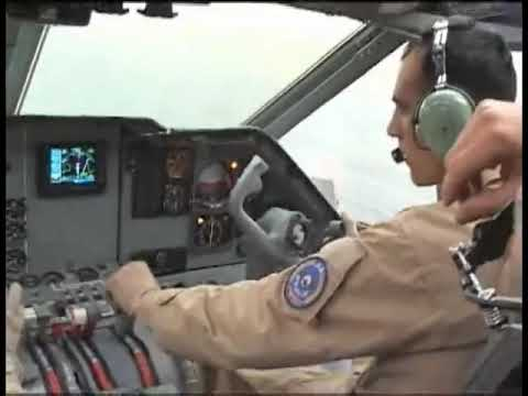 C-27 Pilot.  Courtesy Video | Defense...