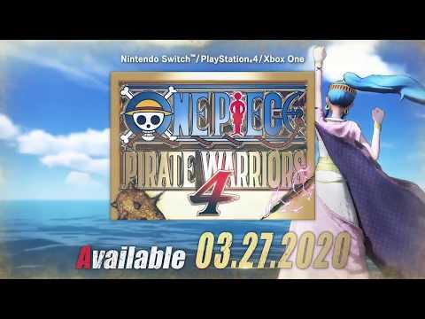 One Piece : Pirate Warriors 4 : Trailer Alabasta