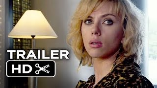 Lucy Official Trailer (2014)