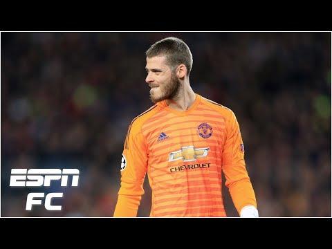'Man United should cut their losses with David De Gea' - Shaka Hislop | Champions League