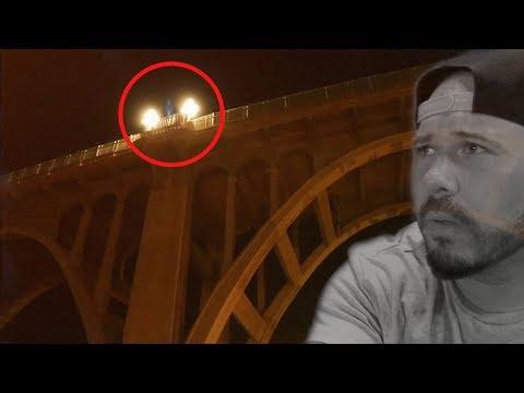 The Haunted Bridge That Changed Us FOREVER (Pasadena Bridge)